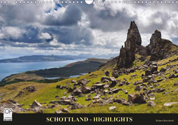 Logo Kalender Schottland - Highlights